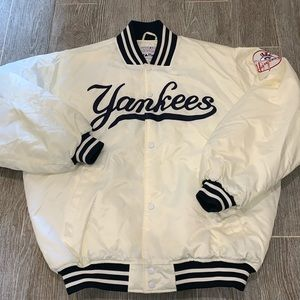 Majestic New York Yankees bomber jacket men's 2xl
